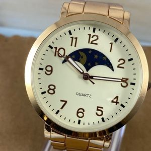 American Eagle Outfitters Moon Phase Watch